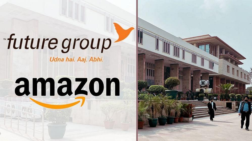 Amazon, Future and Delhi High Court