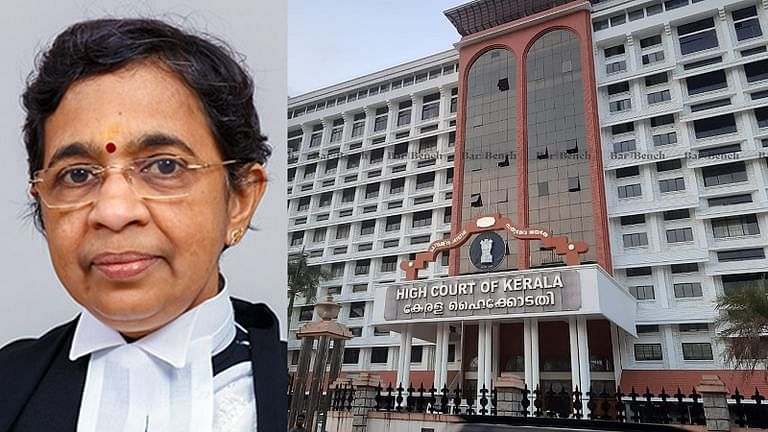 Justice PV Asha and Kerala High Court