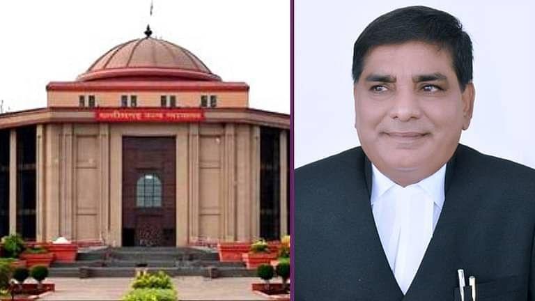 Justice Sharad Kumar Gupta, Chhattisgarh High Court