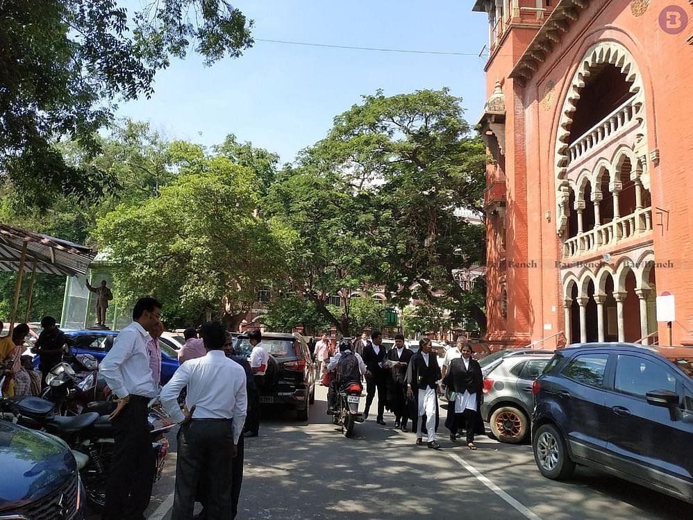 Madras High Court campus, Chennai