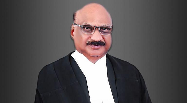 Justice Shantanagoudar