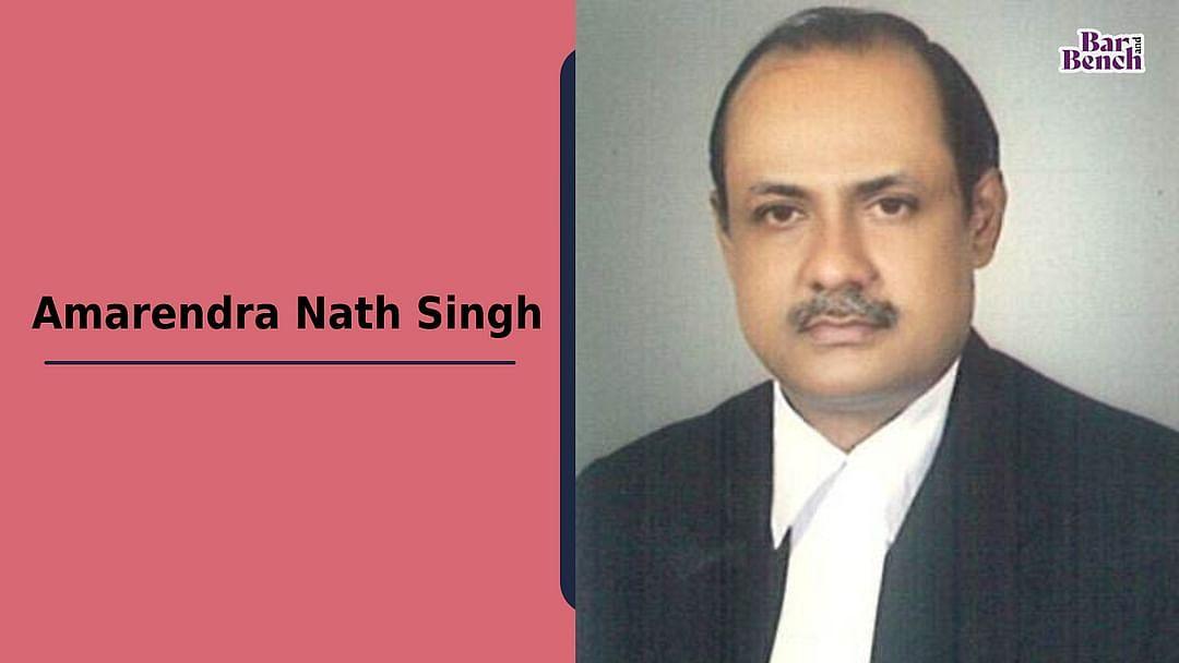 Amarendra Nath Singh