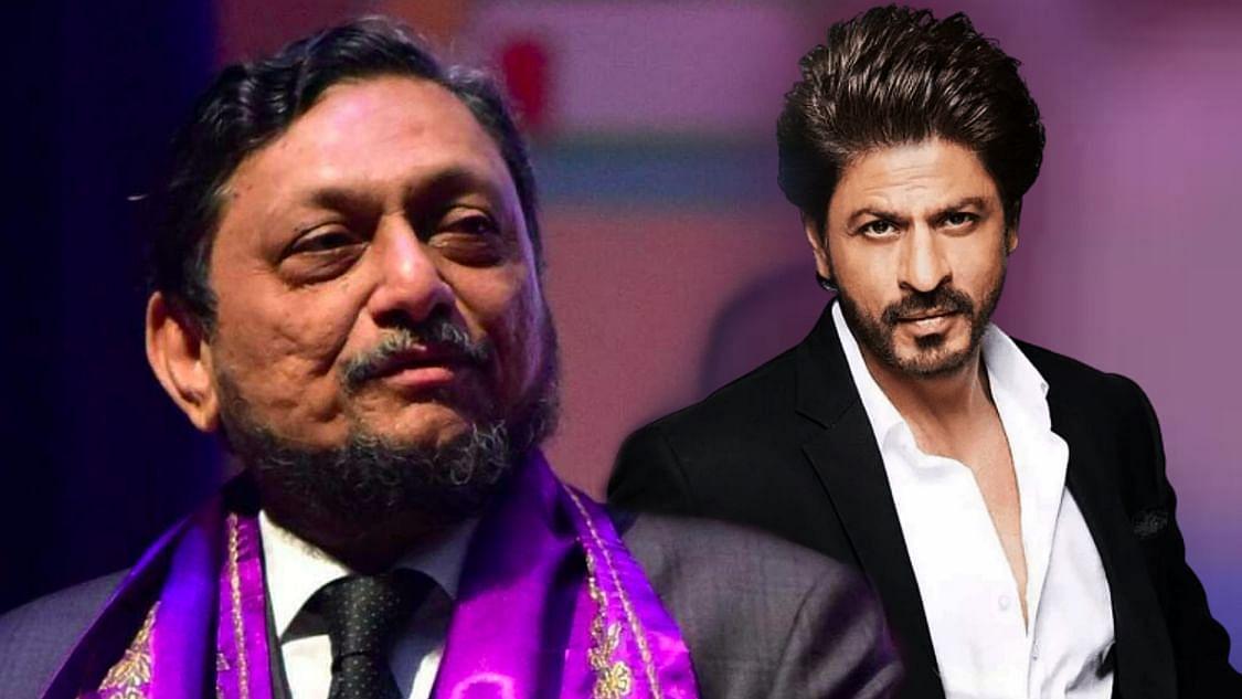 Shah Rukh Khan and CJI S A Bobde
