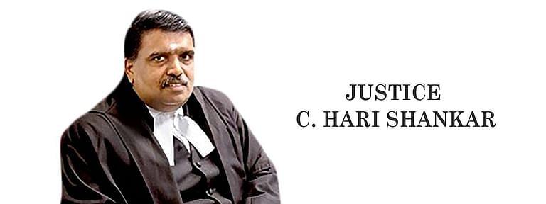 Justice C Hari Shankar