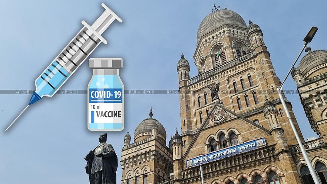 COVID vaccine, Brihanmumbai Municipal Corporation (BMC)