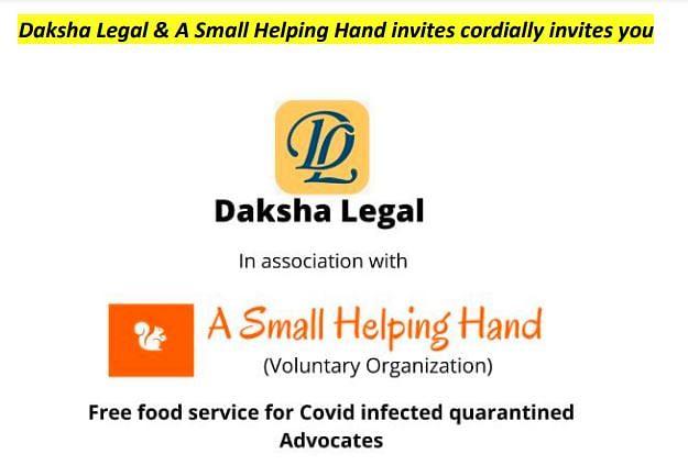 Daksha Legal Invitation