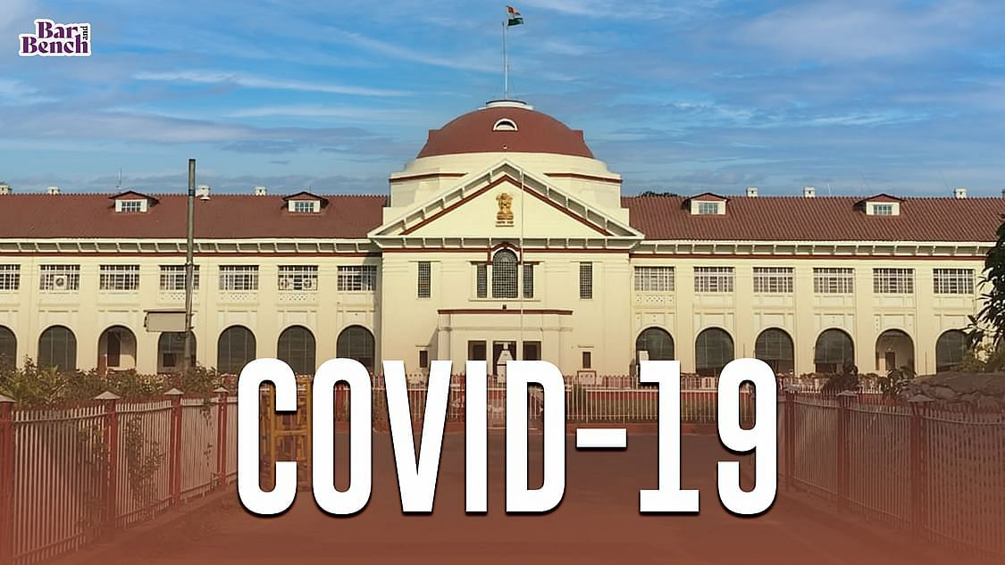 Patna High Court, Covid-19