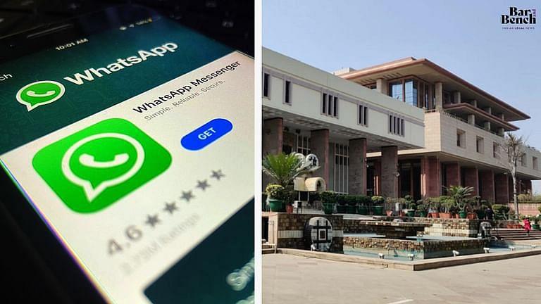 Delhi high Court, WhatsApp