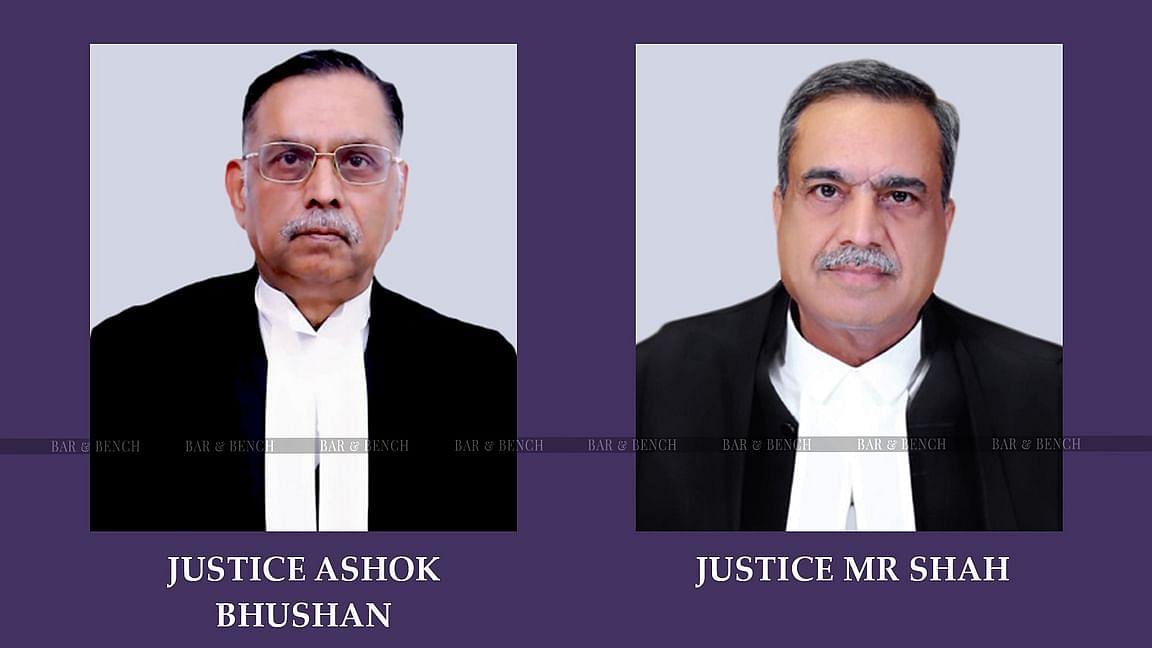 Justice Ashok Bhushan, Justice MR Shah
