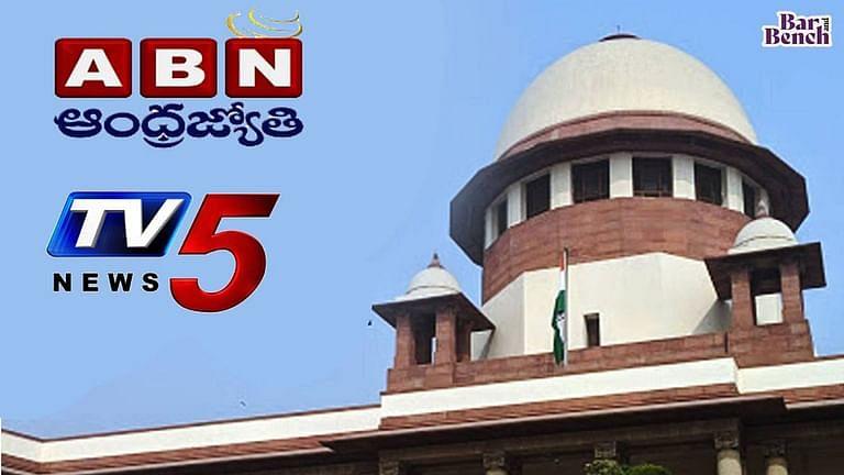 ABN News, TV5 News, Supreme Court