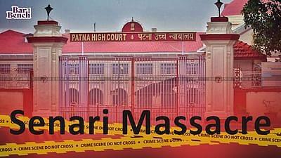 Patna High Court, Senari Massacre