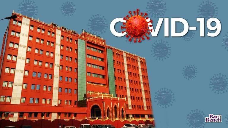Orissa HC, Covid 19