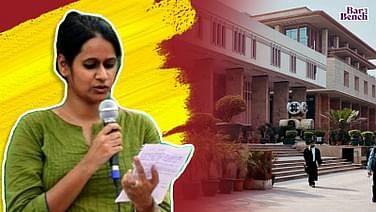 Natasha Narwal , Delhi high court