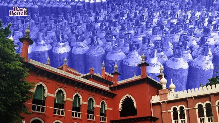 Madras High Court, Oxygen