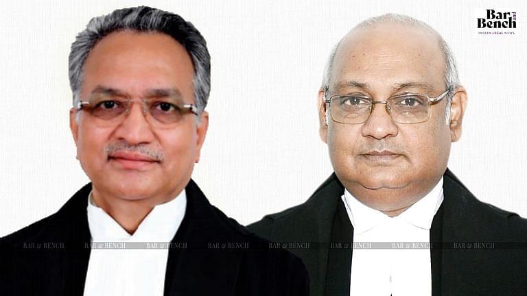 Justices AM Khanwilkar and Dinesh Maheshwari