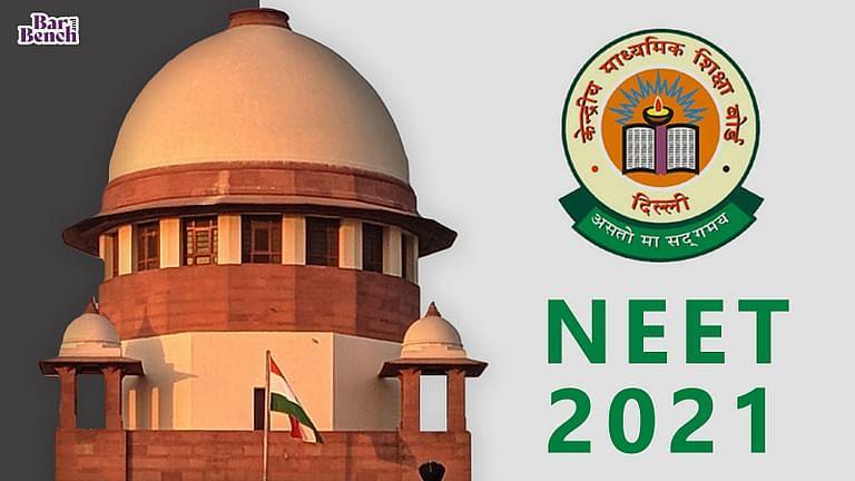 Supreme Court and NEET