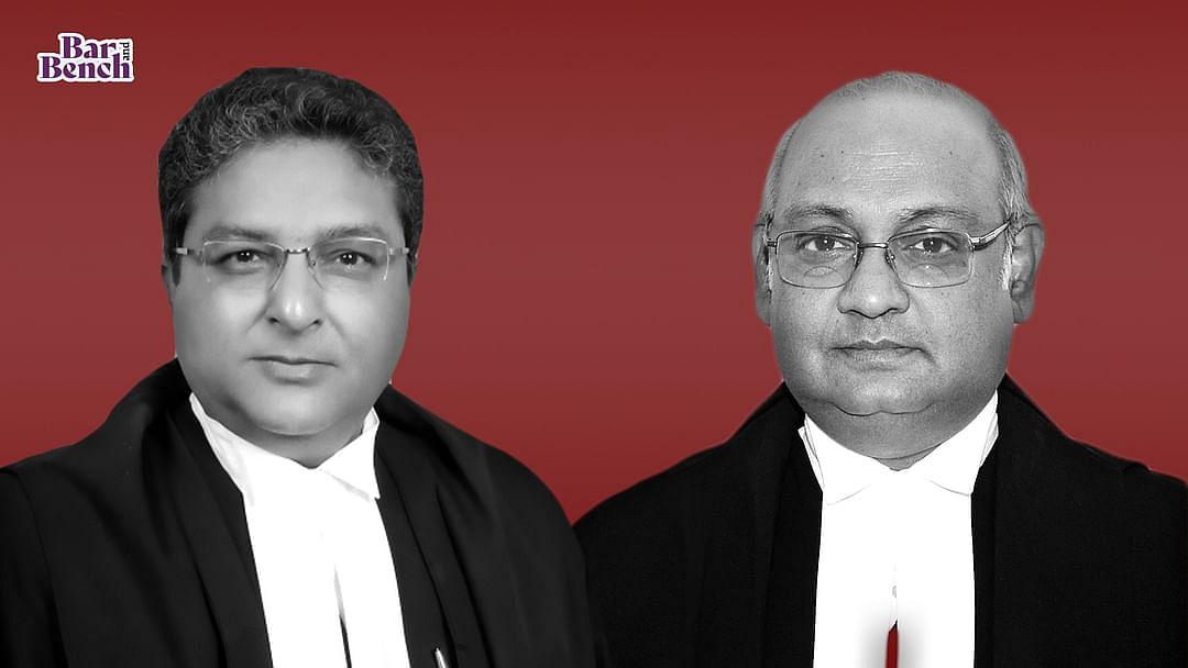 Justices Vineet Saran and Dinesh Maheshwari