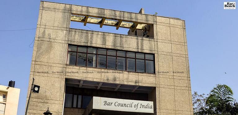 Bar Council Of India,