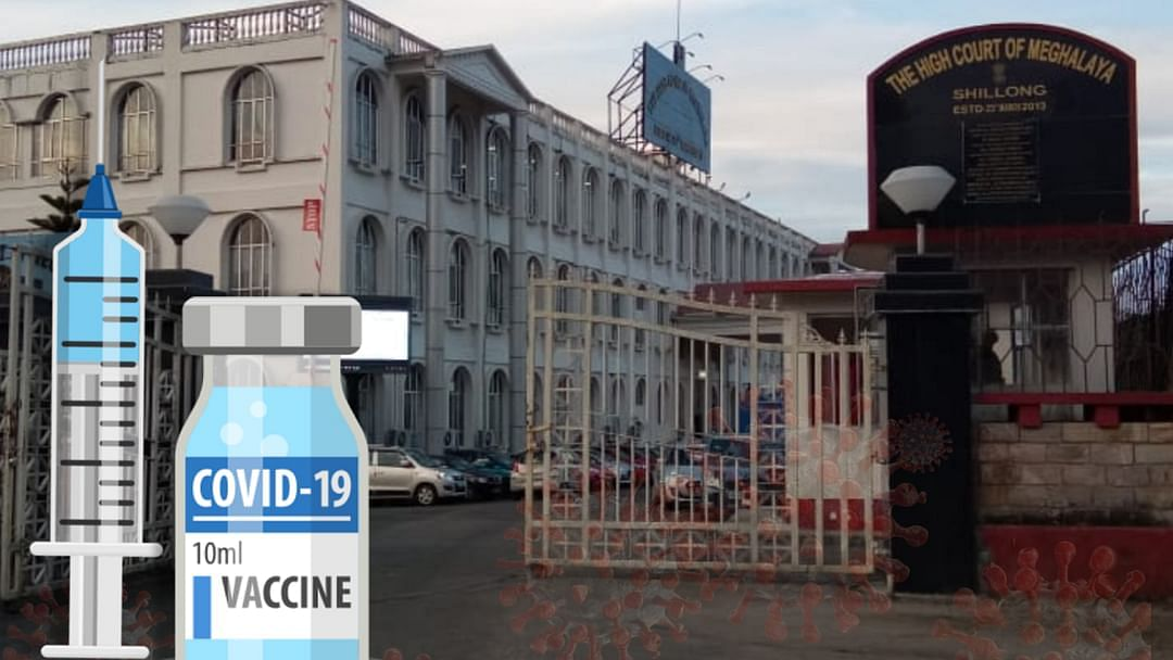Meghalaya High Court and Covid-19 vaccine