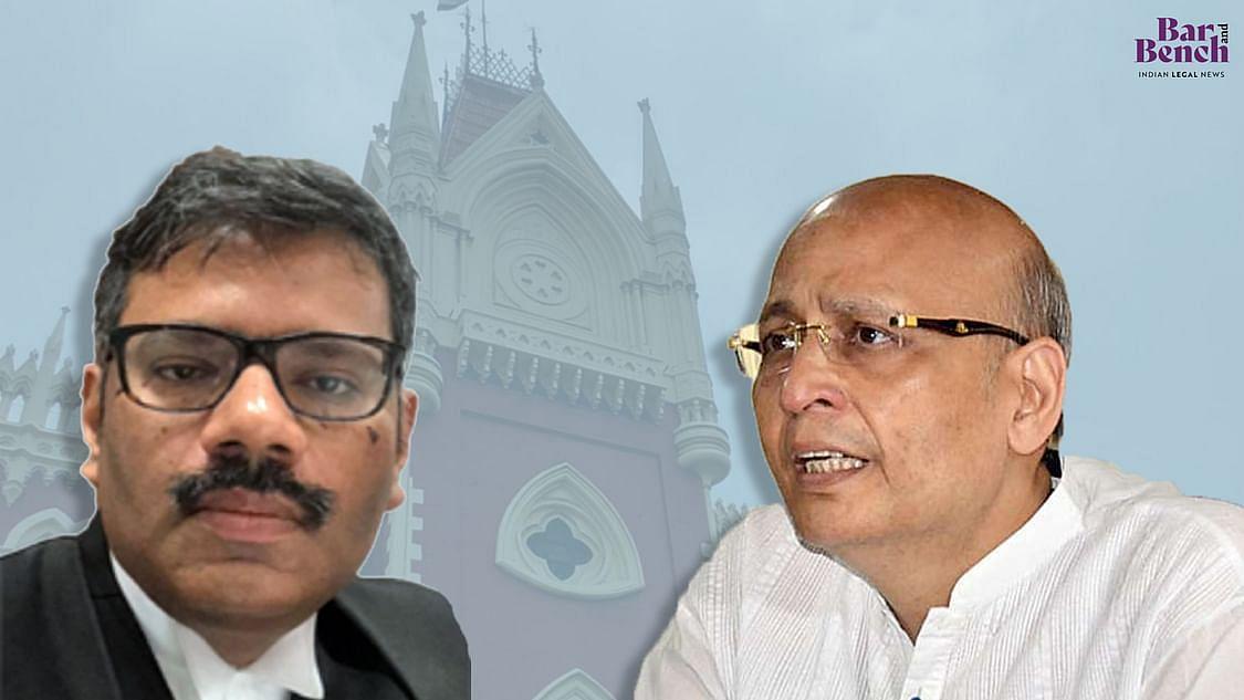 Justice Kausik Chanda and Abhishek Manu Singhvi