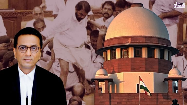 Justice DY Chandrachud , Supreme Court
