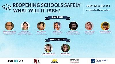 Reopening Schools-Panel Discussion
