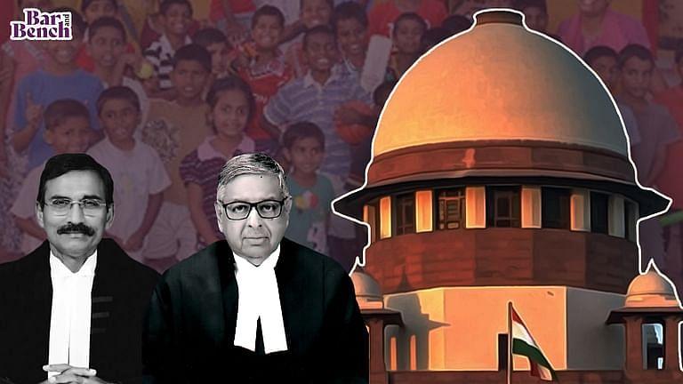 Supreme Court and Justices Nageswara Rao and Aniruddha Bose