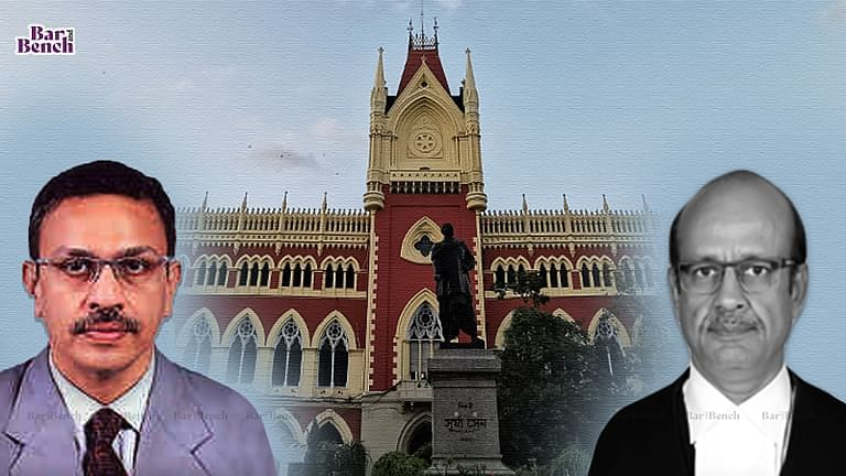 Sabyasachi Bhattacharyya and Rajesh Bindal, Calcutta HC