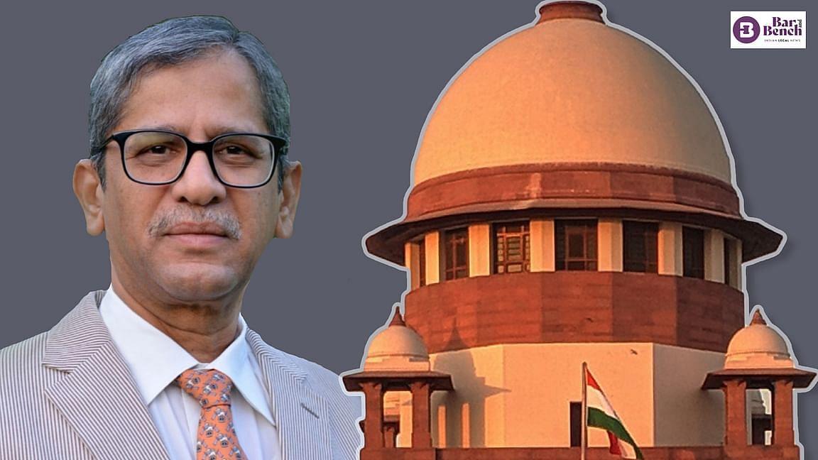 CJI NV Ramana and Supreme Court