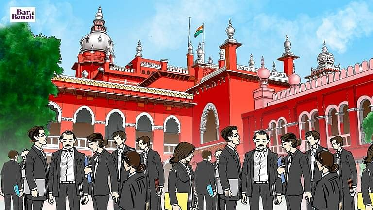 Lawyers and Madras HC