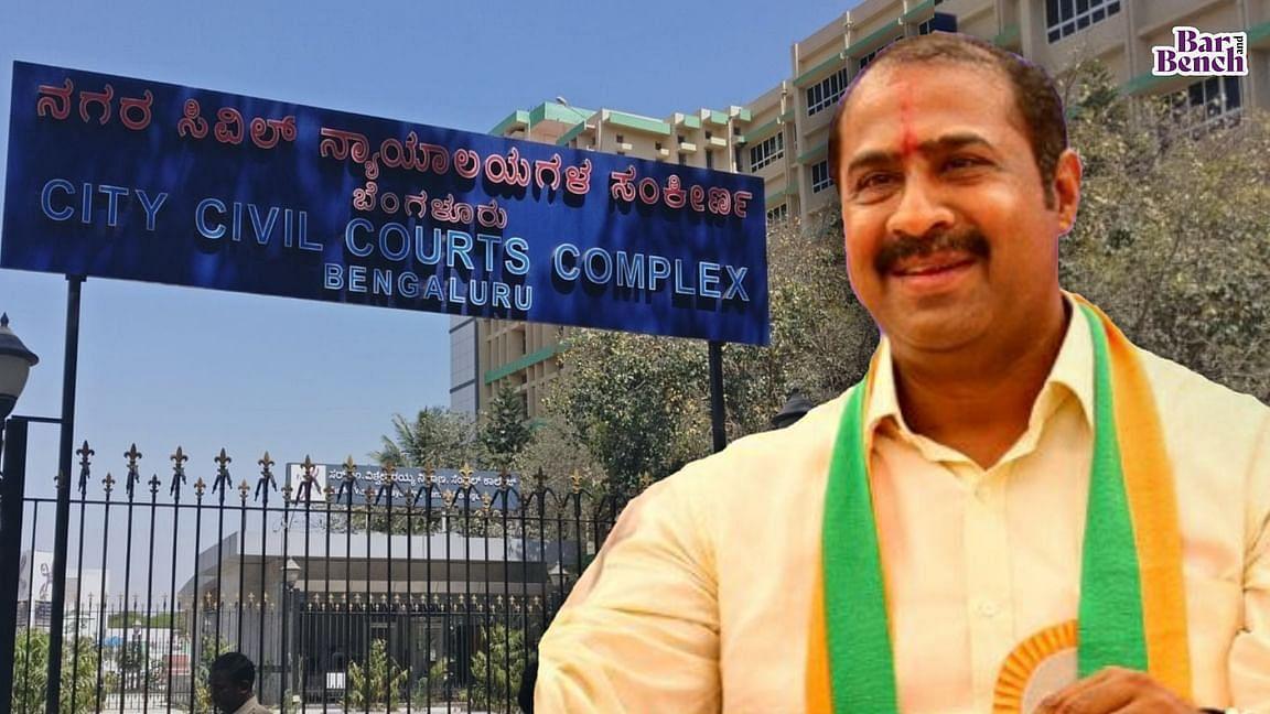 ಬಿಜೆಪಿ ಶಾಸಕ ಸತೀಶ್ ರೆಡ್ಡಿ ವಿರುದ್ಧ ಸುದ್ದಿ ಪ್ರಕಟಿಸದಂತೆ 8 ಮಾಧ್ಯಮ ಸಂಸ್ಥೆಗಳನ್ನು ನಿರ್ಬಂಧಿಸಿದ ನ್ಯಾಯಾಲಯ