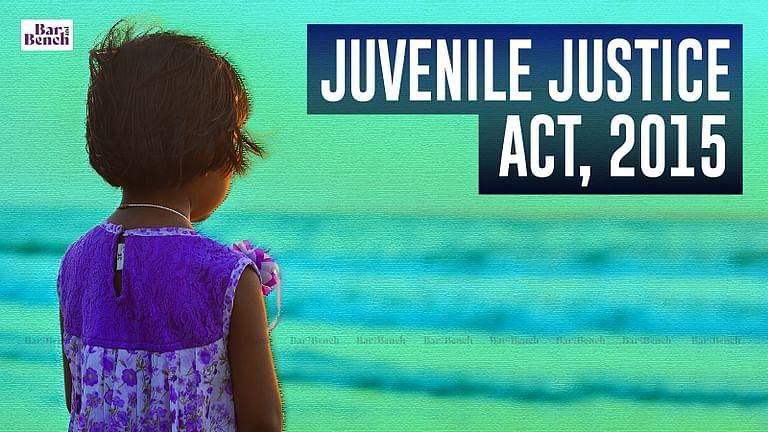 Juvenile Justice Act, 2015