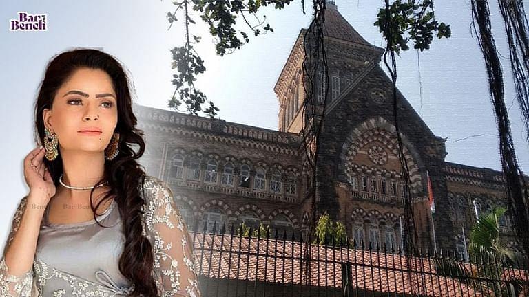 Gehana Vashist, Mumbai Sessions Court