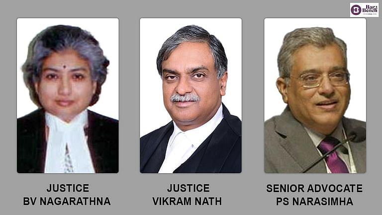 ಸಿಜೆಐ ಆದರೂ ಅಲ್ಪಾವಧಿಗೆ ಕಾರ್ಯ ನಿರ್ವಹಿಸಲಿರುವ ನ್ಯಾ. ಬಿ ವಿ ನಾಗರತ್ನ: ಅವರ ಅಧಿಕಾರಾವಧಿ ಕೇವಲ 36 ದಿನಗಳು ಮಾತ್ರ