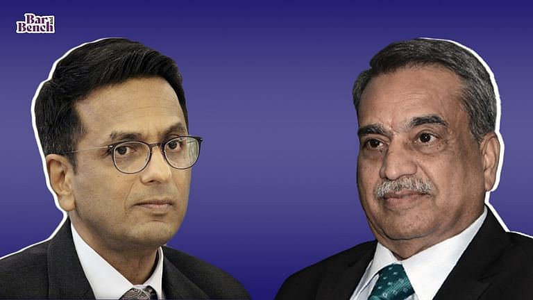 Justices DY Chandrachud and MR Shah