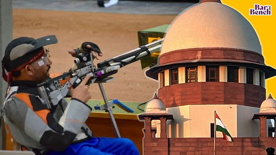Naresh Kumar Sharma, Supreme Court