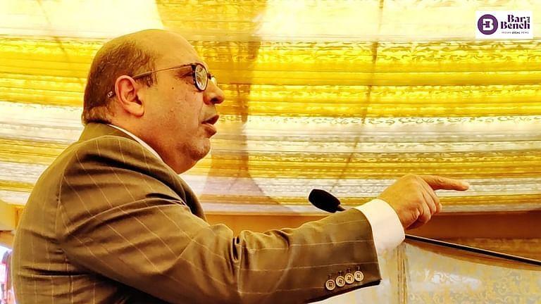 ಪ್ರಕರಣಗಳ ಪ್ರವಾಹ: ಸುಪ್ರೀಂಕೋರ್ಟ್ ಈಗ ರಾಷ್ಟ್ರೀಯ ಮೇಲ್ಮನವಿ ನ್ಯಾಯಾಲಯವಾಗಿದೆ ಎಂದ ನ್ಯಾ. ನಾರಿಮನ್