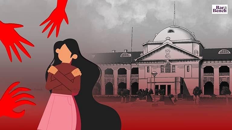 Allahabad High Court, Rape Victim