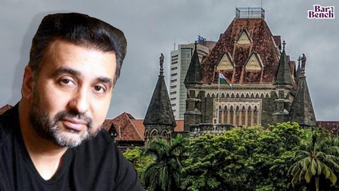 Raj Kundra, Bombay High Court