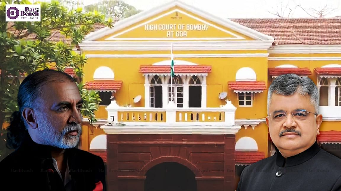 Tushar Mehta, Tarun Tejpal and Bombay High Court Goa Bench