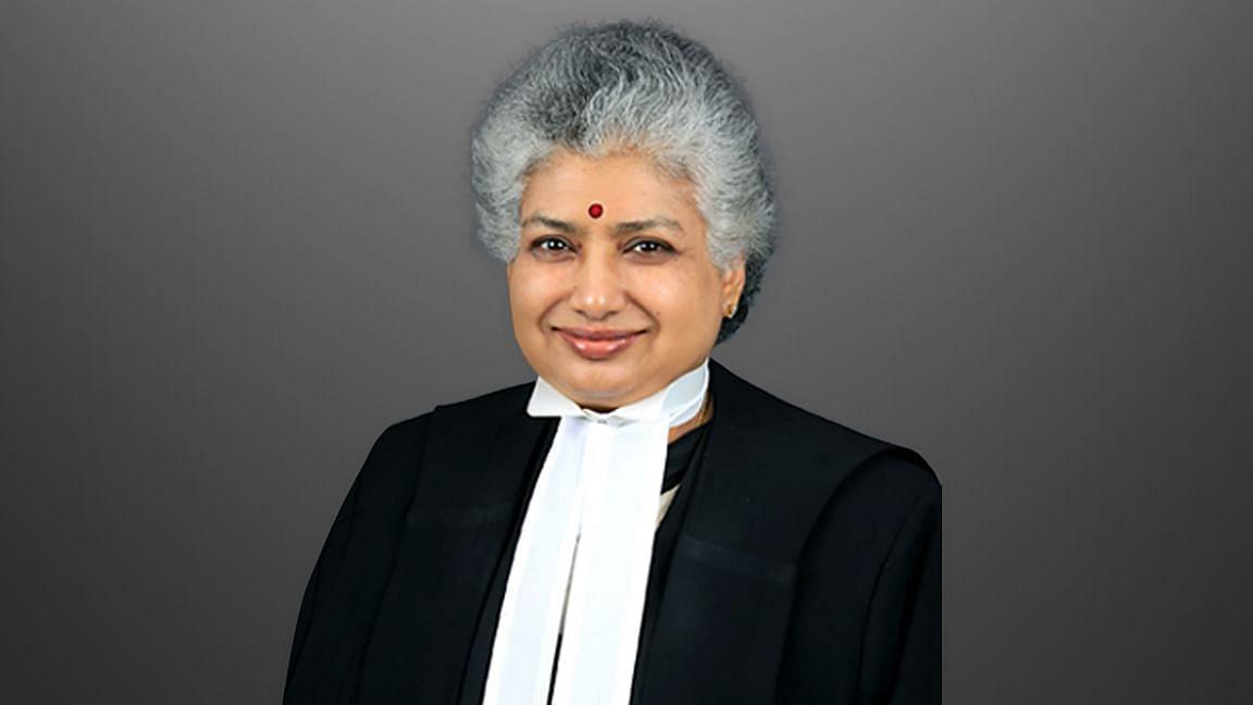 Justice BV Nagarathna