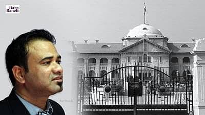 Dr. Kafeel khan with Allahabad HC