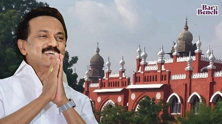 Madras HC and MK Stalin