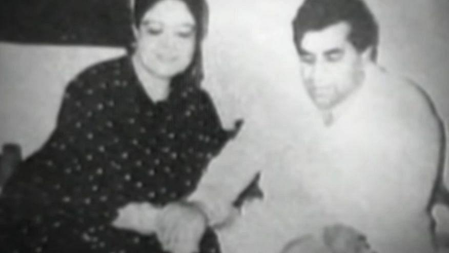 Shakereh Namazi and Shradhananda