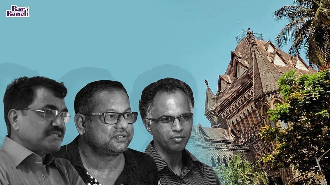 Anand Teltumbde, Surendra Gadling, Sudhir Dhawale, Bombay High Court