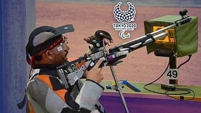 Naresh Sharma, Tokyo Paralympics