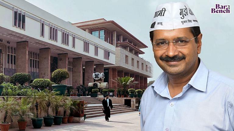 Arvind Kejriwal and Delhi High Court