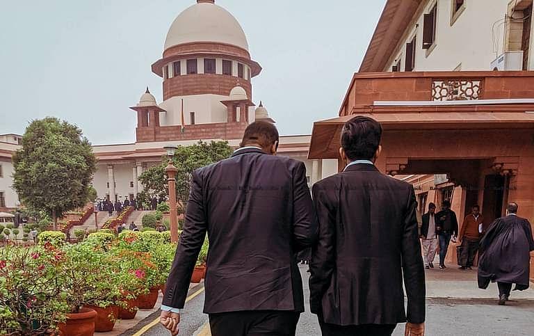 Supreme Court Lawyer