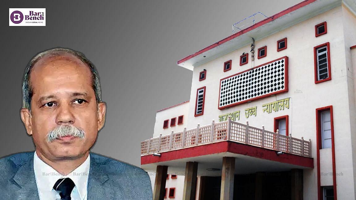 Justice Akil Kureshi and Rajasthan HC