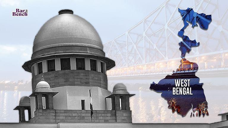 ಒಪ್ಇಂಡಿಯಾ ಸಂಪಾದಕ ಶರ್ಮಾ ವಿರುದ್ಧ ಪಶ್ಚಿಮ ಬಂಗಾಳ ಸರ್ಕಾರ ದಾಖಲಿಸಿದ್ದ ನಾಲ್ಕನೇ ಎಫ್ಐಆರ್ಗೆ 'ಸುಪ್ರೀಂ' ತಡೆ